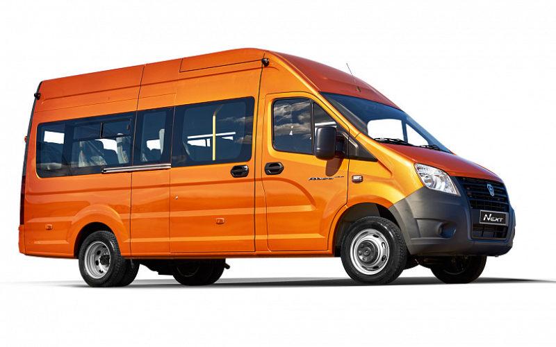 Микроавтобус ГАЗель NEXT